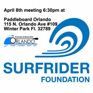 surfrider meeting logo